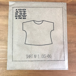 Shirt no. 1 by 100 Acts of Sewing