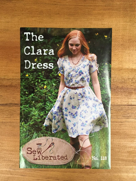 The Clara Dress Sew Liberated