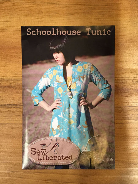 Schoolhouse Tunic Sew Liberated