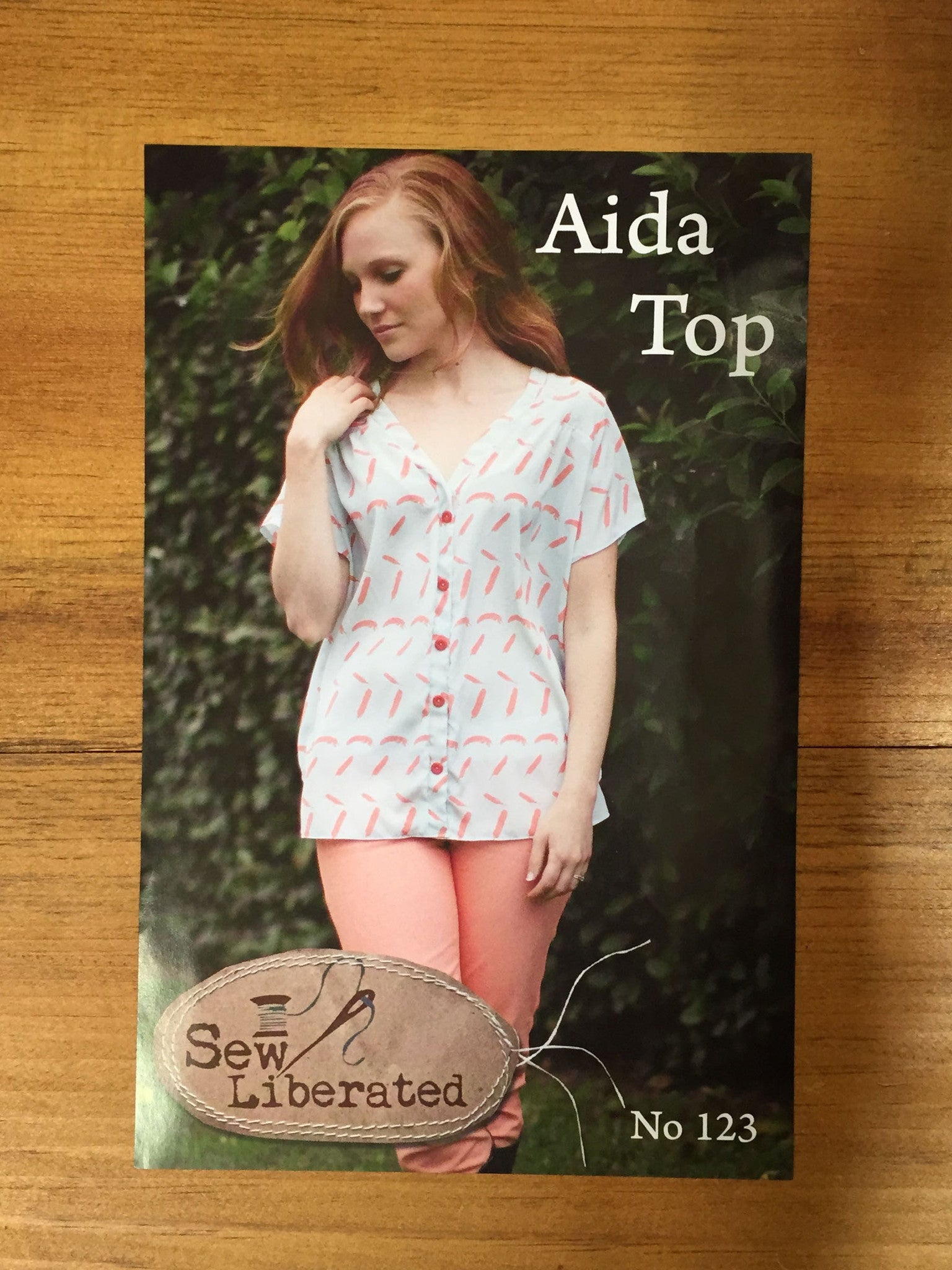 Aida Top Sew Liberated