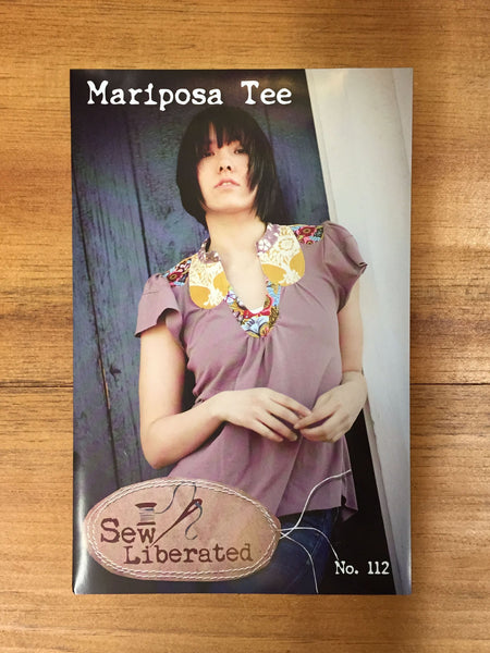 Mariposa Tee Sew Liberated