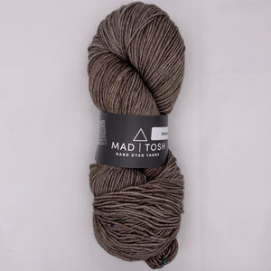 Madeline Tosh Work Sock in Manatee