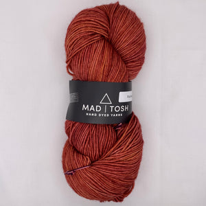 Madeline Tosh Work Sock in Rocinante
