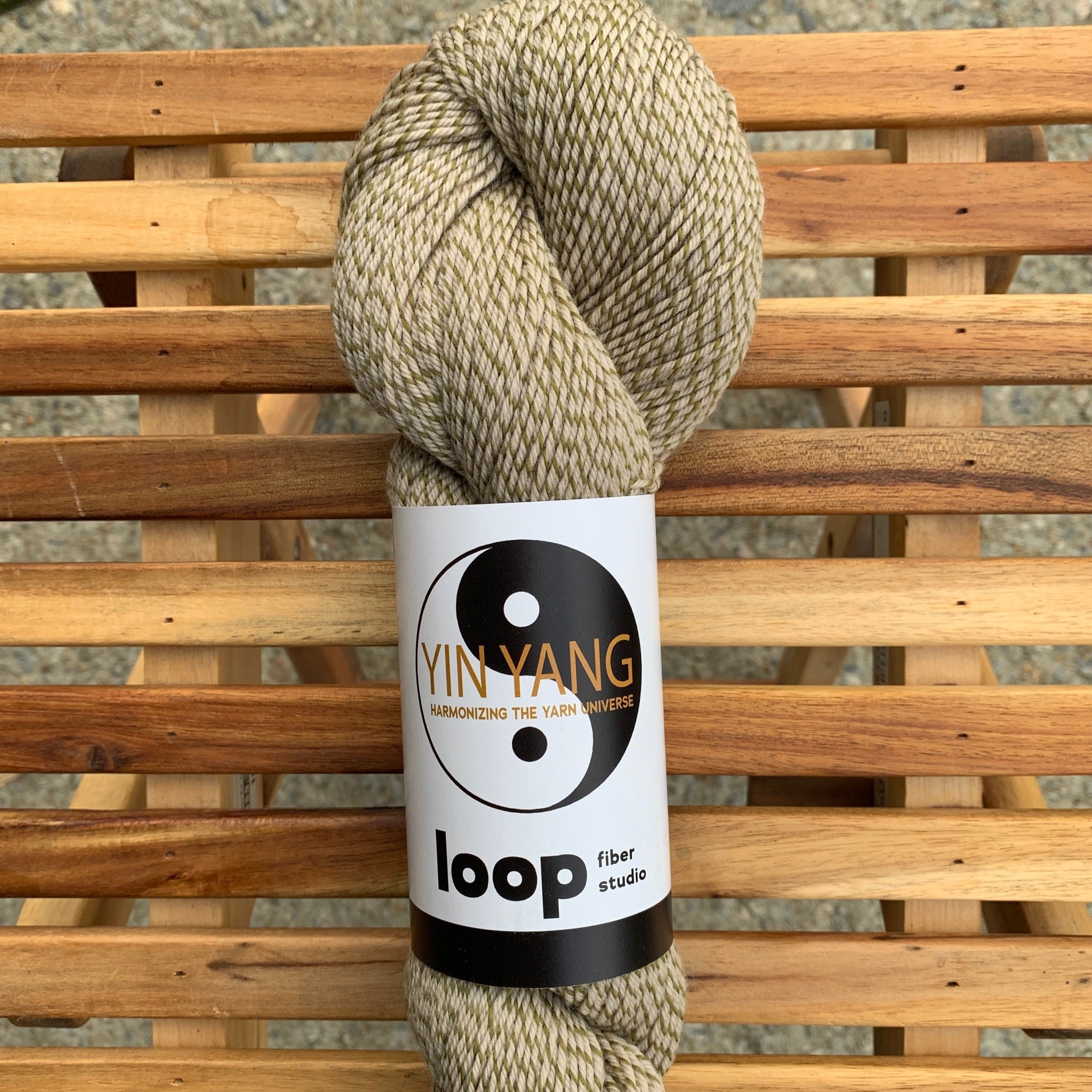Loop Fiber Studio Yin Yang Fingering in So Forth