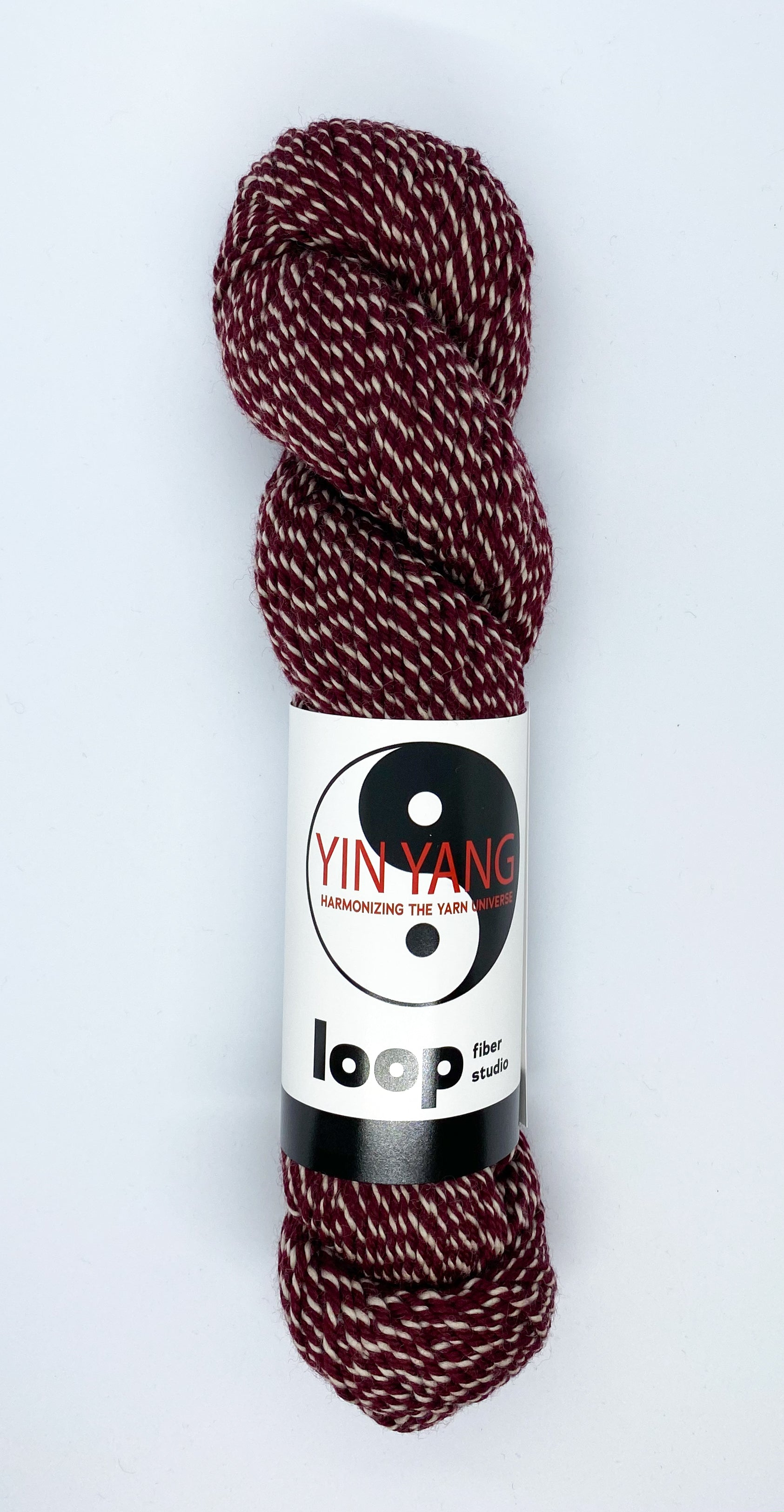 Loop Fiber Co Yin Yang Worsted in Body