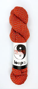 Loop Fiber Co Yin Yang Worsted in Dance