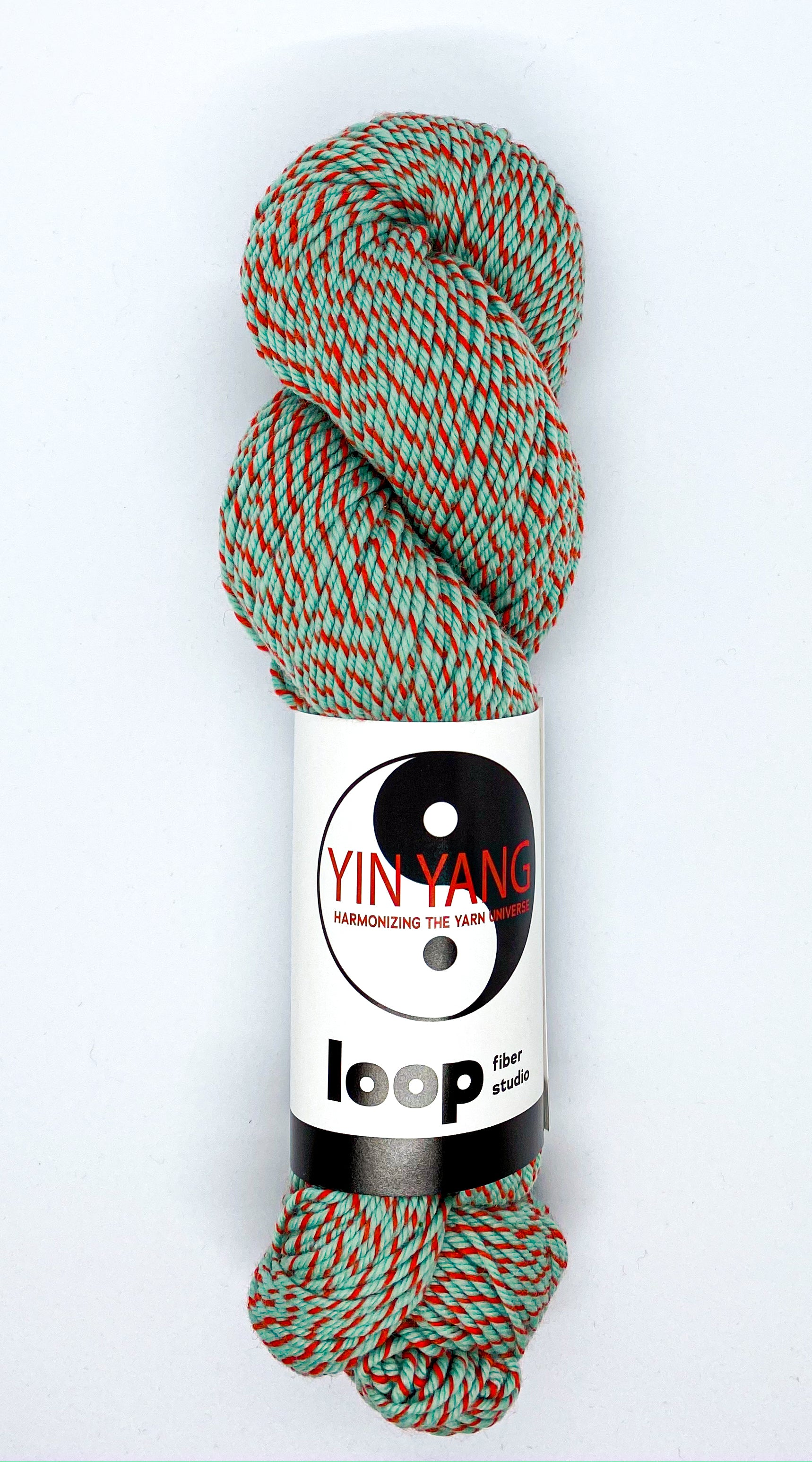 Loop Fiber Co Yin Yang Worsted in Song