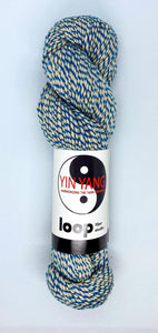 Loop Fiber Co Yin Yang Worsted in Wide