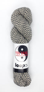 Loop Fiber Co Yin Yang Worsted in Yang