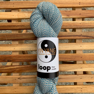 Loop Fiber Studio Yin Yang Fingering in Wide