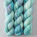 Miss Babs Yummy 2-ply in Blue Savannah