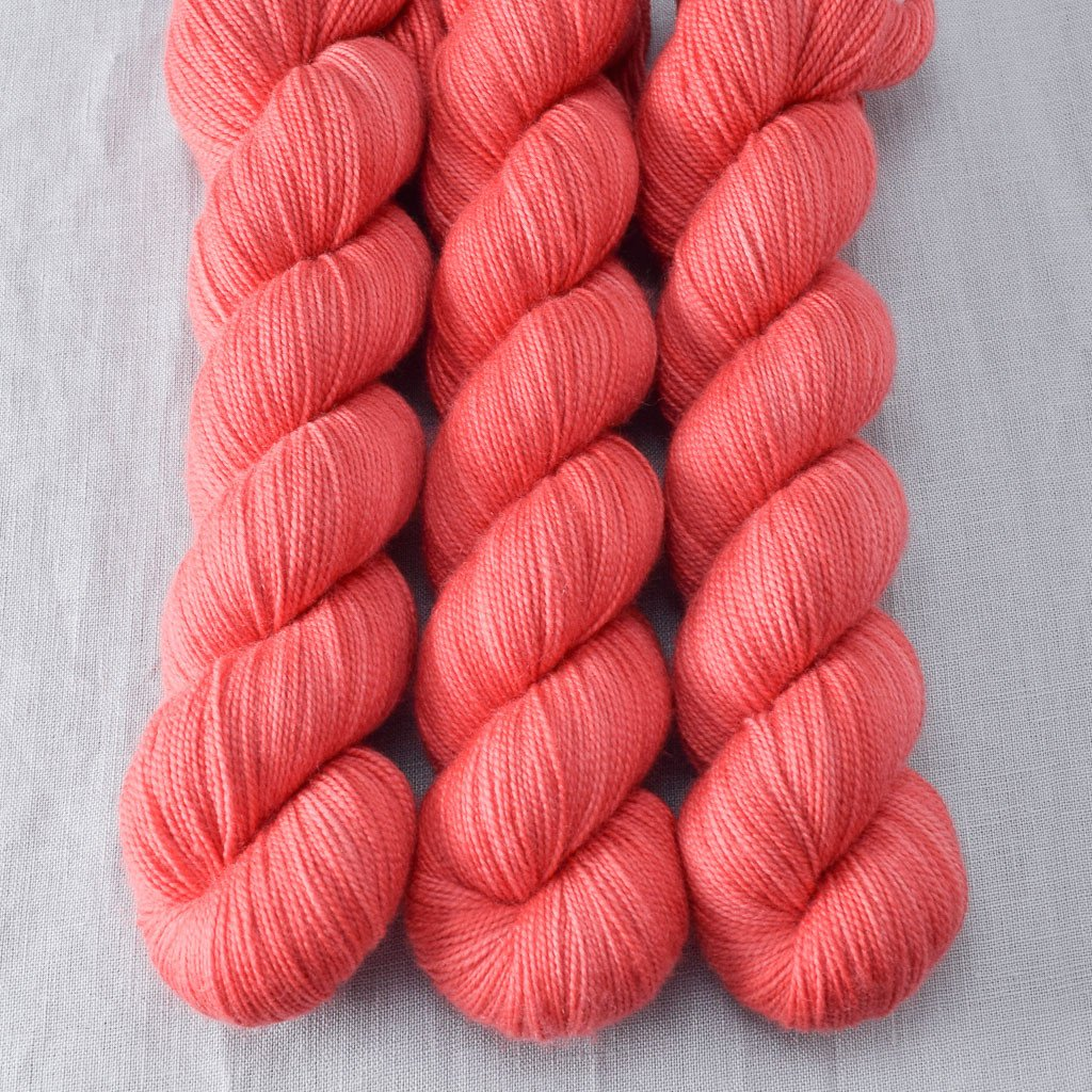 Miss Babs Yummy 2-ply in Coral