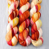 Miss Babs Yummy 2-ply in Fireball
