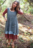 Metamorphic Dress by Sew Liberated