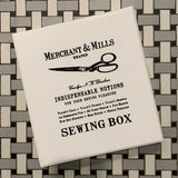 Indispensable Notions for Your Sewing Pleasure (Sewing Box)