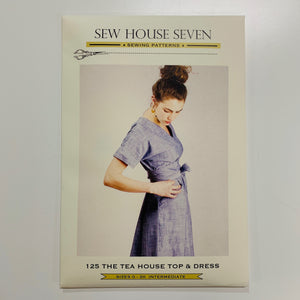 Tea House Top + Dress Pattern