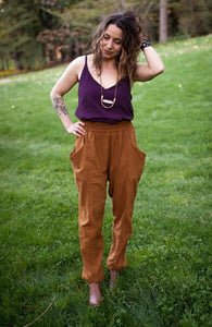 Arenite Pants by Sew Liberated