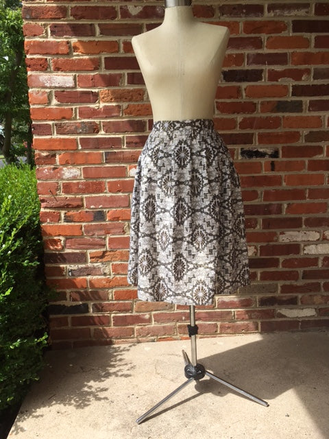 HERITAGE Pleated Skirt