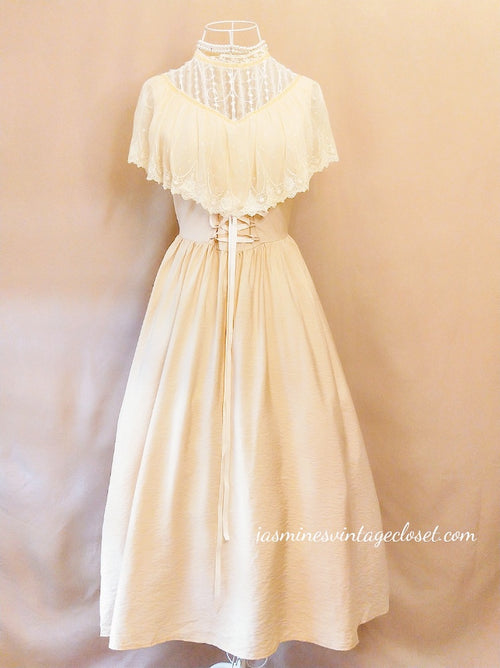 Edwardian Duchess Dress