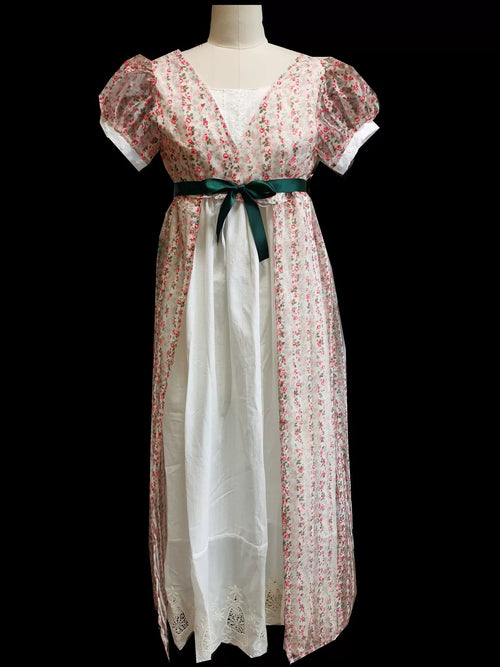 """Bridgerton"" Summer Garden Dress"