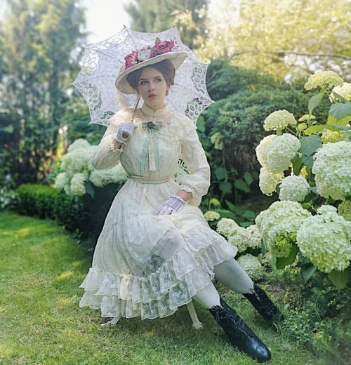 Edwardian Doll Dress