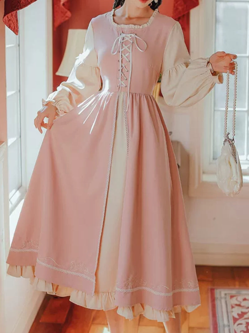 Mellow Dream Dirndl Dress
