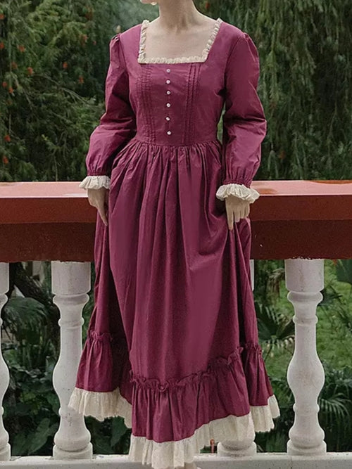 Juliet's Balcony Dress
