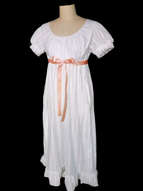 """Emma"" Summer Festival Empire Dress"