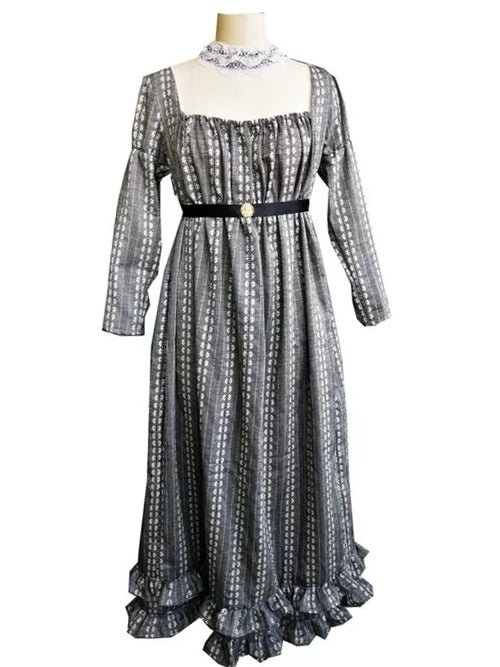 Earl Grey Regency Dress