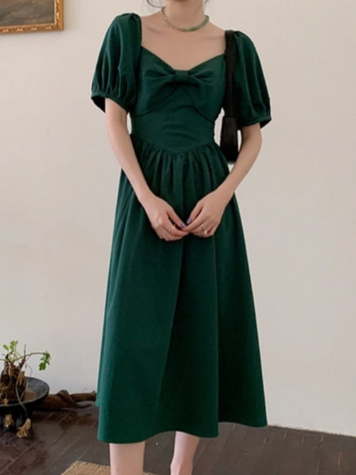 Miss Emerald Dress