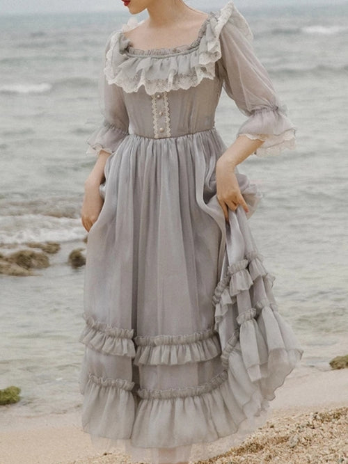The Young Victoria Dress