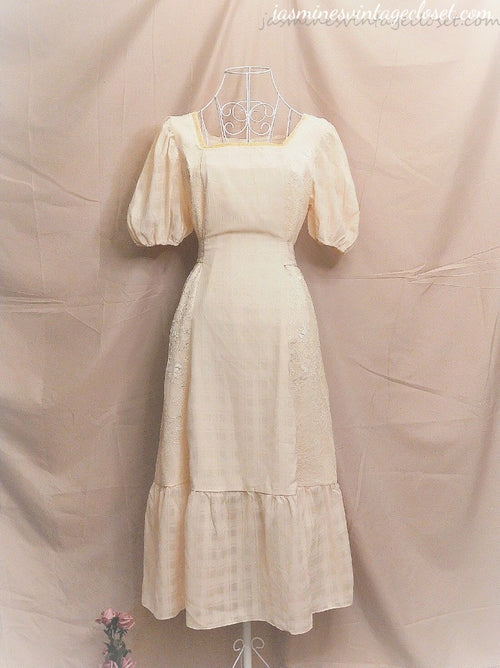 Lady Camomile Dress