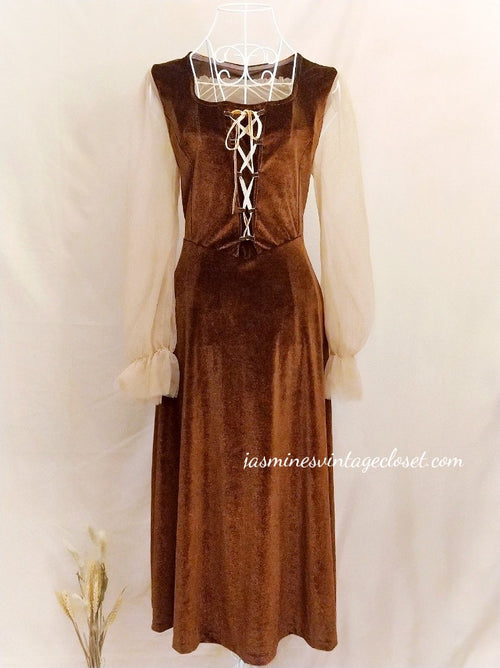 Maiden Martha Dress