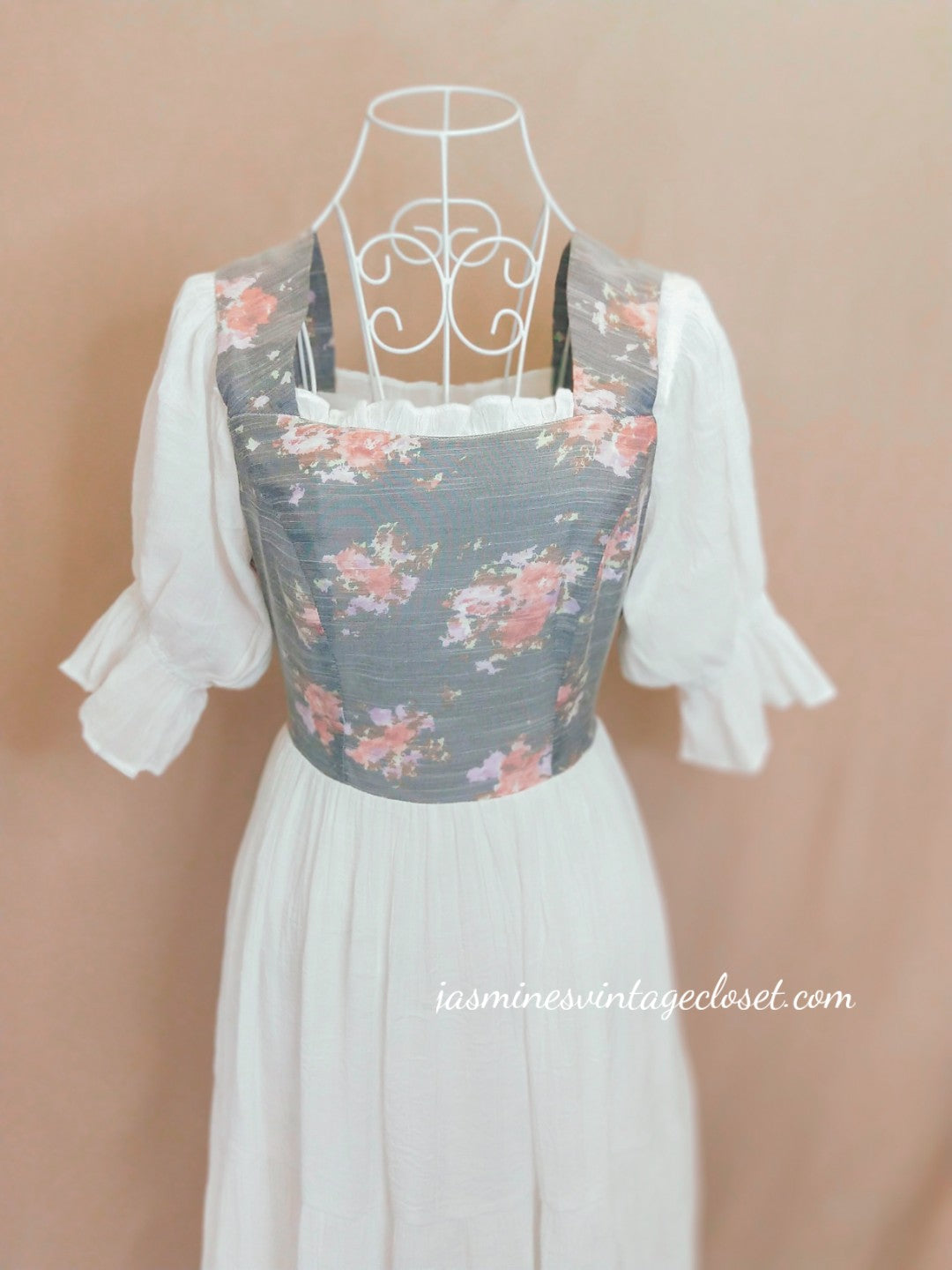 Blossom Sky Dress