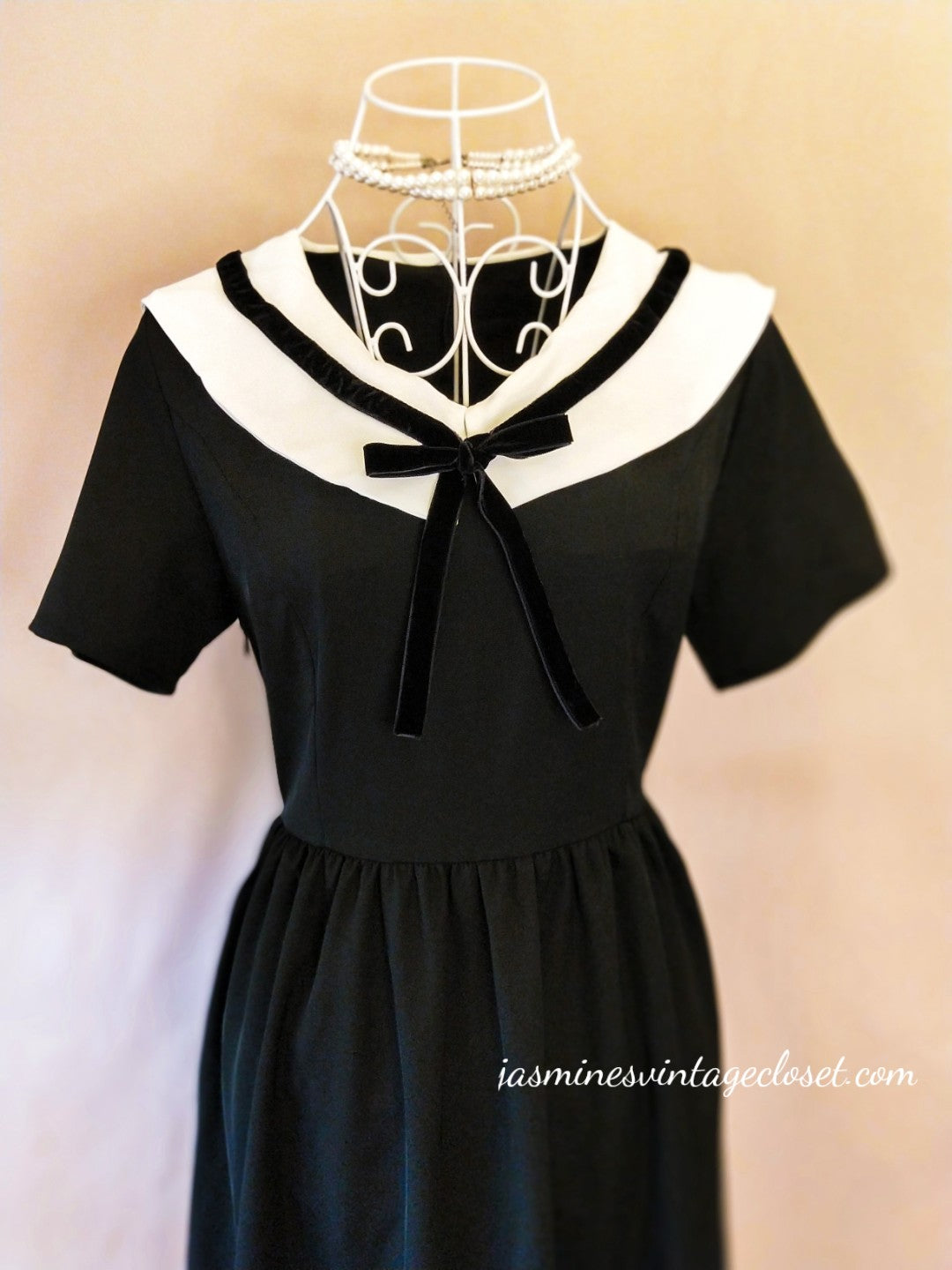 Hepburn's Sailor Dress