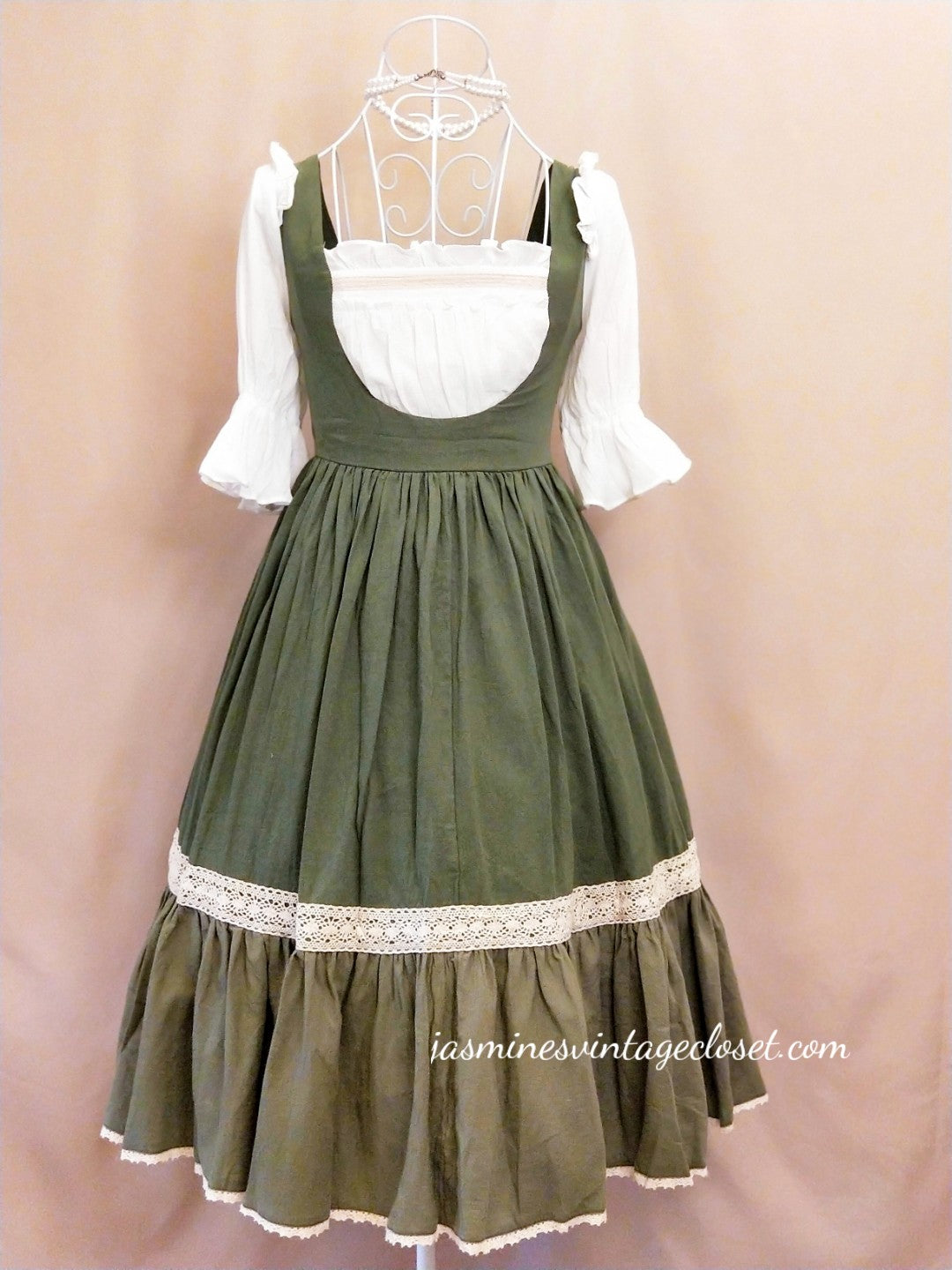Alice in Woodland Dress