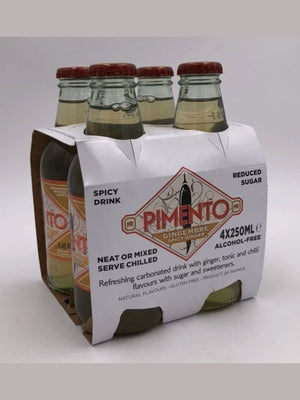 Pimento Ginger Chili Tonic (4 Pack)