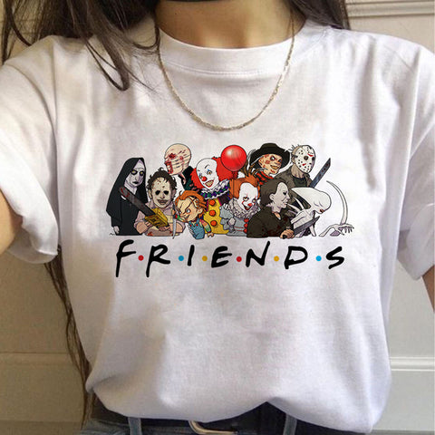 Friends Horror Harajuku Alt