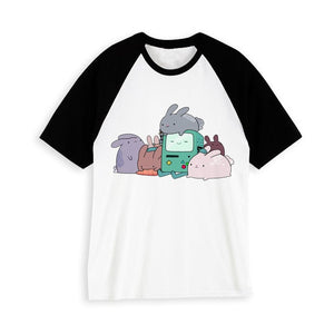 Adventure Time Bemo Friends Tee