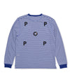 Pop/Eye Striped Longsleeve