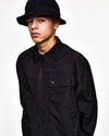 Pop Big Pocket Shirt Black