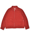 Pop Fullzip Jacket Pepper Red