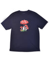 Pop Shroom T-Shirt Navy