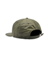 Pop Flexfoam 6 Panel Hat Combat/Purple