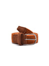 Pop Anderson's Cotton Woven Belt Amber
