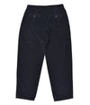 Pop Corduroy Suit Pants Black