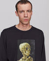 Pop Van Gogh Longsleeve Black