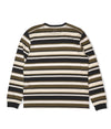 Pop Co Striped Longsleeve T-Shirt Multicolour