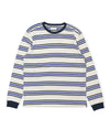 Pop Harold Stripe Off White/Grape
