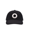Pop O Sixpanel Baseball Hat Black